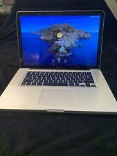 """MacBook Pro 15.4"""", Intel Quad-Core I7-2.xGHz, 8GB/16GB RAM, 120GB/240GB/480G SSD"""