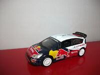 citroën C4 WRC Red Bull JET CAR NOREV 1/43