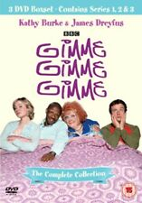 Gimme Gimme Gimme Season 1+2+3 TV Series New 3xDVDs R4