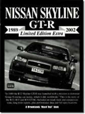 Nissan Skyline GT-R 1989-2002 Limited Edition Extra, Very Good Condition Book,