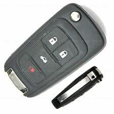 Chevrolet Camaro Cruze Impala Malib klapp Funkschlüssel Schlüssel Ersatz Gehäuse
