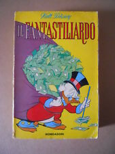 CLASSICI DI WALT DISNEY - IL FANTASTILIARDO Prima Serie 1969  [G734A] BUONO