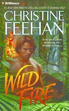 A Leopard Novel: Wild Fire 4 by Christine Feehan (2015, CD, Abridged)