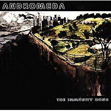Andromeda - The Immunity Zone - CD Album
