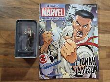 More details for j.jonah jameson #180 classic marvel figurine eaglemoss & magazine