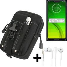 Gürteltasche für Motorola Moto G7 Power + Kopfhörer Holster Schutzhülle Tasc