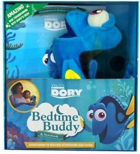 NEW BOX   FINDING DORY  BEDTIME BUDDY and STORYBOOK