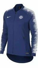 Nike Chelsea FC Anthem Football Jacket Zip Pockets Women's Size S