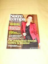 NOTRE TEMPS N°517 Janvier 2013