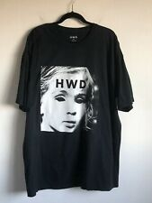NWOT Halfway Dead Diamond Supply Blind Black Short Sleeve T-Shirt 2XL