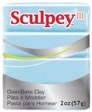 SCULPEY III - Polymer Clay - 57g - SKY BLUE