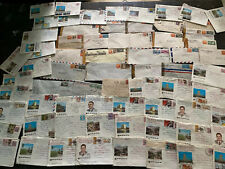 Caribbean Spanish Antilles Censored Covers 56 Collection Lot