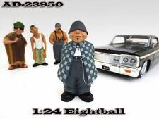 Homies Figures Series 1 Eightball American Diorama Figurine 23950 1/24 scale