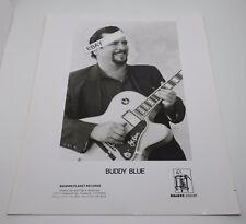 Buddy Blue Promotional Photograph San Diego Beat Farmers Legend Pete's Place