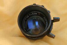 Carl Zeiss Sonnar 50mm f 1,5   super speed.  arriflex