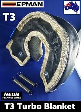 T3 Turbo Blanket Heat Shield *Beanie Cover T25 T28 GT25 30 32 35 37 XR6 BA BF FG