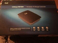 linksys re1000 wireless N range extender