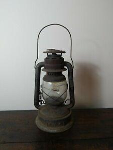 Antique Feuerhand Hurricane Oil Lamp - No.280