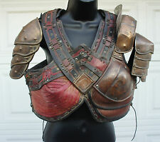 JOHN CARTER Movie Prop Wardrobe women Leather Armor Medieval Breast Plate LARP 2