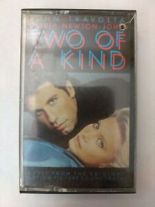 TWO OF A KIND Soundtrack MCAC6127 Cassette Tape