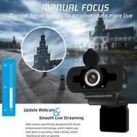 1080P Full HD USB Webcam For PC Desktop / Laptop Web with Camera Microphone best