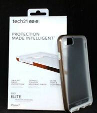 Tech21  iPhone 7 EVO Elite Drop Protection Case - POLISHED GOLD edge  #135