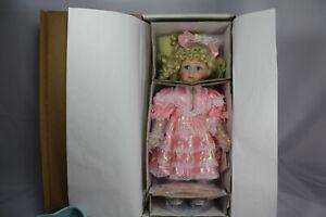"Marie Osmond ""Molly"" 16'' Limited Edition Porcelain Doll 646/5000 No/COA NIB"