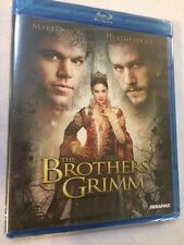 The Brothers Grimm (Blu-Ray) 2006 *Brand New Sealed*