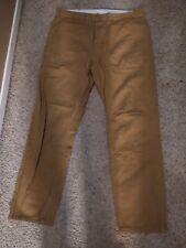 Nice TOPO DESIGNS Field Work Pants 100% Organic Cotton Men's 36W 32L