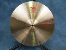 "Paiste 1061416 2002 Series Classic 16"" Crash Cymbal - Excellent Demo Model"