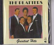 """CD -THE PLATTERS - GREATEST HITS  """" NEU in OVP VERSCHWEISST #A90#"""