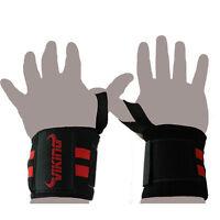 Viking Wrist Wrap- Black/Red