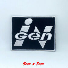 Ingen Jurassic Park Movie Embroidered Iron on Sew on Patch #1352