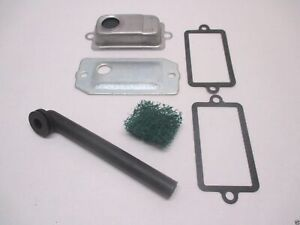 Genuine Tecumseh 31337B Breather Assembly 31337 31337A OEM