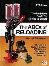 NEW The ABCs of Reloading: The Definitive Guide for Novice to Expert