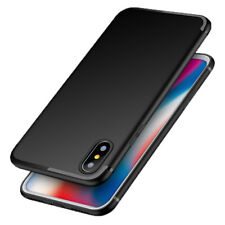 Bakeey Ultra Thin Soft TPU Silicone With Dust Plug Case for iPhone X