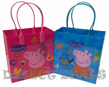 Peppa Pig Party Favors Gift Bags *24 PCS* Candy Sack Loot Birthday Treat Toy Bag