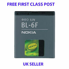 Genuine BL-6F Fits Replacement Battery For Nokia 6788 N78 N79 N95 8GB 1200mAh UK