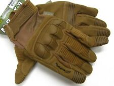 MECHANIX WEAR Large L Coyote Tan M-PACT 3 Tactical Work Gloves New! MP3-72-010