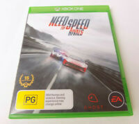 Mint Disc Xbox One Need for Speed Rivals Free Postage From Melbourne