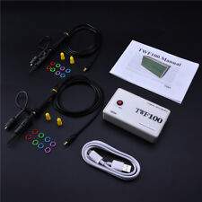 TWF100 2CH USB Digital oscilloscope PC Mini bluetooth Android 4.0 Mobile / PAD