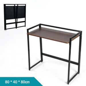 Foldable Laptop Study Computer Desk Portable Classroom Home Office Caravan
