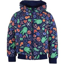 Kenzo Boys Multi Coloured Insulated Reversible Jacket Age 3 Years Bnwt Rrp £150