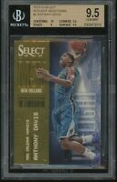 2012-13 select in-flight selections ANTHONY DAVIS rookie BGS 9.5