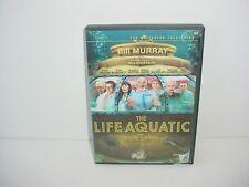The Life Aquatic With Steve Zissou DVD Movie