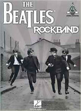 The Beatles Rock Band Guitar Recorded Versions Gtr Tab Book, New, VARIOUS Book