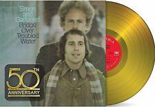 Simon and Garfunkel LP Bridge Over Troubled Water 180 G Gold Vinyl Ltd 50th Mp3