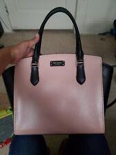 Guess Bea Black Faux Leather Satchel Crossbody Shoulder Bag Se777605