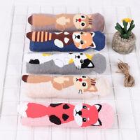 Cute Cotton Socks Animal Design Winter Autumn Warm Socks Casual Socks Hot