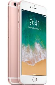 Apple iPhone 6S Plus - 16GB / 64GB / 128GB - Unlocked - Smartphone